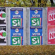 Propaganda Referendum Costituzionale 2016