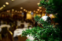 General views of the Exeter Suite with Christmas Decorations prior to kick off - Mandatory by-line: Ryan Hiscott/JMP - 30/11/2019 - RUGBY - Sandy Park - Exeter, England - Exeter Chiefs v Wasps - Gallagher Premiership Rugby