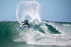Brazilian Jesse Mendes finished equal 25th in the Corona Open J-Bay by losing to Australian Mikey Wright in Round Two.