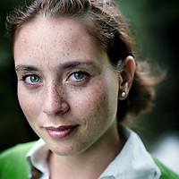 Nederland,Oegstgeest ,22 juli 2007..Hansje Görtz is de oprichter van Görtz & Crown Family Care Consultancy, een trainings- en bemiddelingsbureau voor professionele nannies.