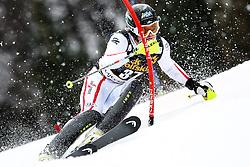 FELLER Manuel of Austria during the 1st Run of Men's Slalom - Pokal Vitranc 2013 of FIS Alpine Ski World Cup 2012/2013, on March 10, 2013 in Vitranc, Kranjska Gora, Slovenia.  (Photo By Vid Ponikvar / Sportida.com)