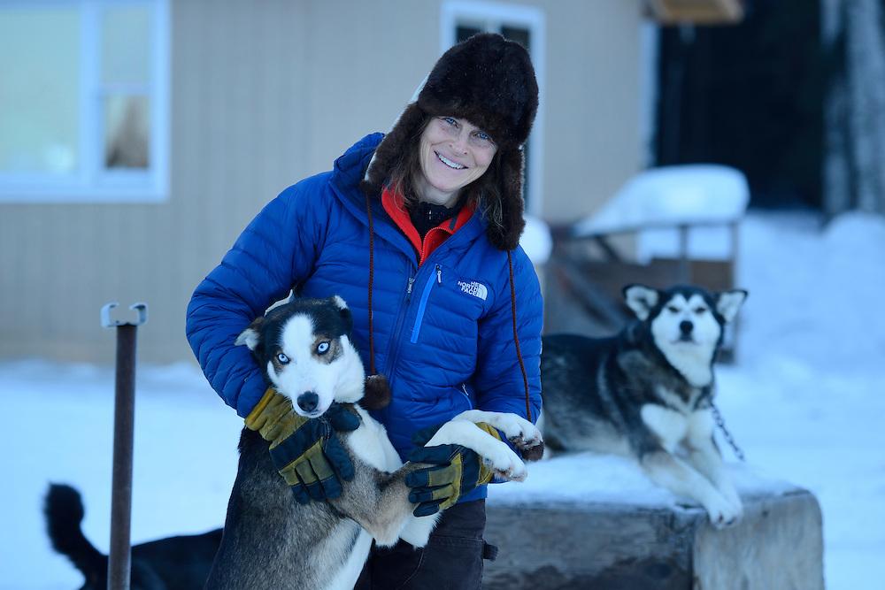 Dog Musher,Eleanor K. Wirts,Just short of magic,,Fairbanks,Alaska,USA