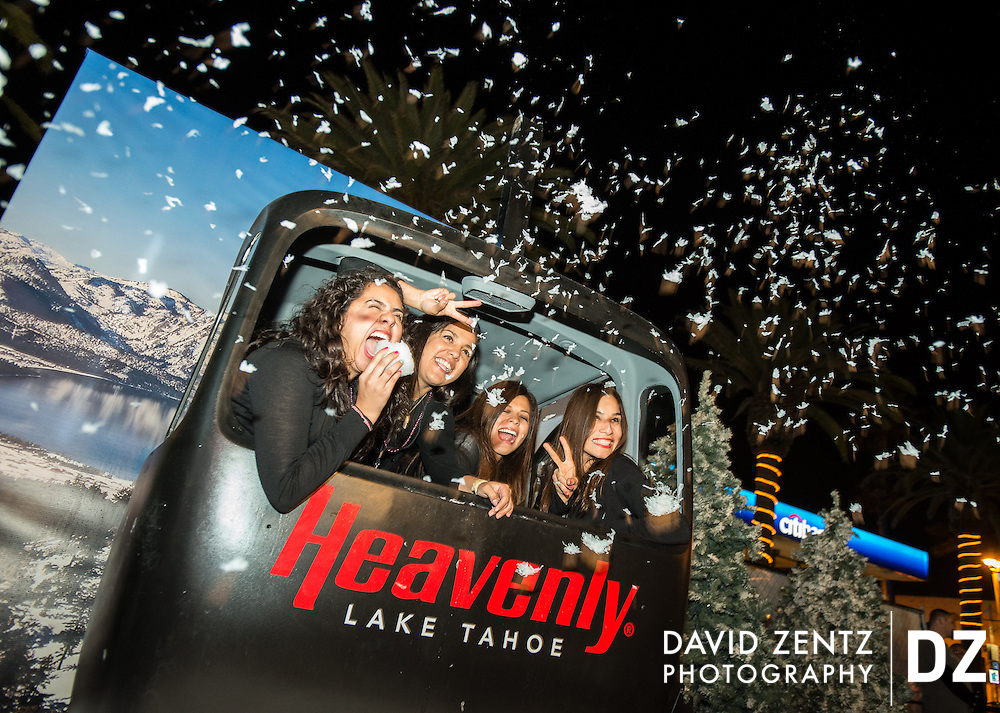 The Vail Resorts Heavenly party at American Junkie in Hermosa Beach.