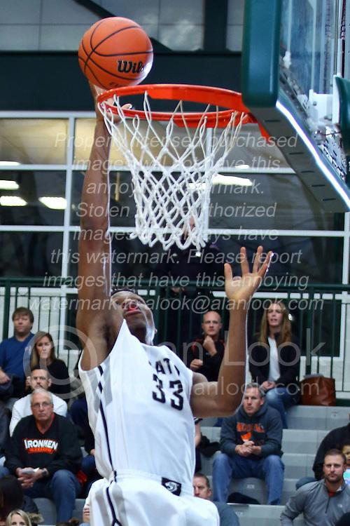 26 November 2016: IHSA Boys Basketball.  Intercity at Shirk Center, Bloomington Illinois