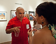 "New Orleans Photo Alliance opening reception for the group show ""Caliente"", juried by Jose Torres Tama"