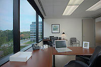 Architectural Interior of Park View Office Building in Columbia MD