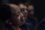 """Participants  during the Session """"Will Free Markets Make a Comeback?"""" at the Annual Meeting 2018 of the World Economic Forum in Davos, January 26, 2018.<br /> Copyright by World Economic Forum / Greg Beadle"""