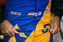 September 20, 2019, Singapore, Singapore: Motorsports: FIA Formula One World Championship 2019, Grand Prix of Singapore, ..#55 Carlos Sainz jr. (ESP, McLaren F1 Team) (Credit Image: © Hoch Zwei via ZUMA Wire)