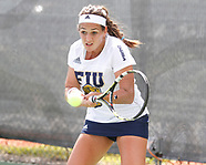 FIU Tennis Vs. Iowa 2017