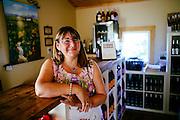 Jayne Graydon, Saxon Estate Winery, Summerland BC