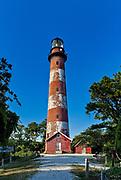 Assateague Lighthouse, Virginia, USA.