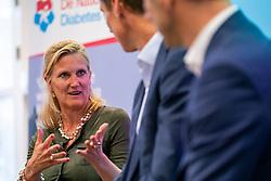 21-05-2019 NED: Nationale Diabetes Challenge, Den Haag<br /> De komende drie jaar werkt de bas van de Goor Foundation in Den Haag met lokale partners aan een vitalere stad. Met een duidelijke regievoerder geven we op lokaal niveau uitvoering aan de ambities zoals die geformuleerd zijn in het Nationale Preventie- en Sportakkoord.