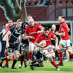 Glasgow Warriors v Munster | RaboDirect Pro12 League | 09 September 2011