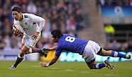 Rugby - England vs Samoa