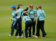 Surrey- Women's Cricket Super League - Surrey vs Yorkshire - 4 Aug 2016