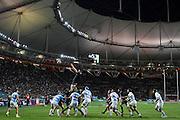 27.09.2014. Lineout action. Test Match Argentina vs All Blacks during the Rugby Championship at Estadio Único de la Plata, La Plata, Argentina.