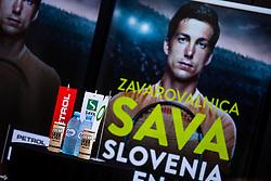 ATP Press conference with Aljaz Bedene, on July 25th, 2019, in Ljubljansko kopalisce Kolezija, Ljubljana, Slovenia. Photo by Grega Valancic / Sportida