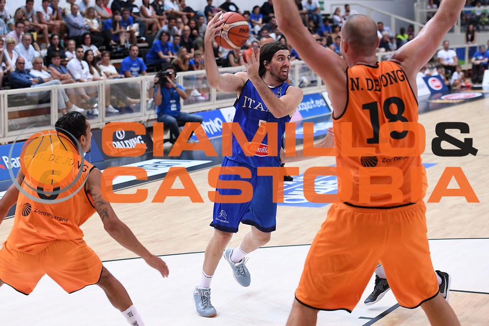 Ariel Filloy<br /> Nazionale Italiana Maschile Senior - Trentino Basket Cup 2017<br /> Italia - Paesi Bassi Italy - Netherlans<br /> FIP 2017<br /> Trento, 30/07/2017<br /> Foto M.Ceretti / Ciamillo-Castoria