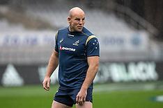 Auckland - Rugby - Australia Captain's Run