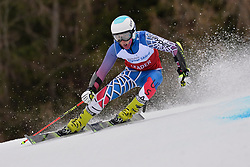 WALSH Thomas LW4 USA at 2018 World Para Alpine Skiing Cup, Kranjska Gora, Slovenia