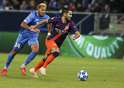 October 2, 2018 - France - Ilkay Gundogan 8; Joelinton 34 (Credit Image: © Panoramic via ZUMA Press)