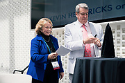 Sue Marks from Cielo at the Wisconsin Entrepreneurship Conference at Venue 42 in Milwaukee, Wisconsin, Tuesday, June 4, 2019.