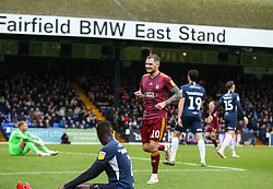 James Norwood of Ipswich Town celebrates scoring to make it 0-2 - Mandatory by-line: Arron Gent/JMP - 27/10/2019 - FOOTBALL - Roots Hall - Southend-on-Sea, England - Southend United v Ipswich Town - Sky Bet League One