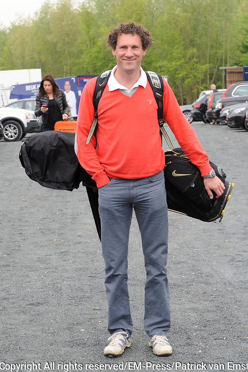 Charity Challenge Deloitte Ladies Open bij Golfclub The International in Badhoevedorp. De opbrengst van de Charity Challenge komt volledig ten bate van stichting DON (Diabetes Onderzoek Nederland)<br /> <br /> Op de foto:  Marcel Maijer