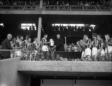 All-Ireland Senior Hurling Final, Dublin v Tipperary..Tipperary 0-16 Dublin 1-12, .03091961AISHCF,.03.09.1961...Kilkenny Minor Team