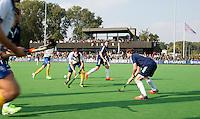 AMSTELVEEN - Exterieur clubhuis  hockeyclub Pinoke tijdens wedstrijd tussen de mannen van Pinoke en Voordaan.  . COPYRIGHT KOEN SUYK