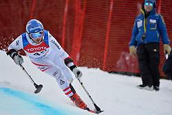 GROCHAR Thomas LW2 AUT at 2018 World Para Alpine Skiing Cup, Kranjska Gora, Slovenia