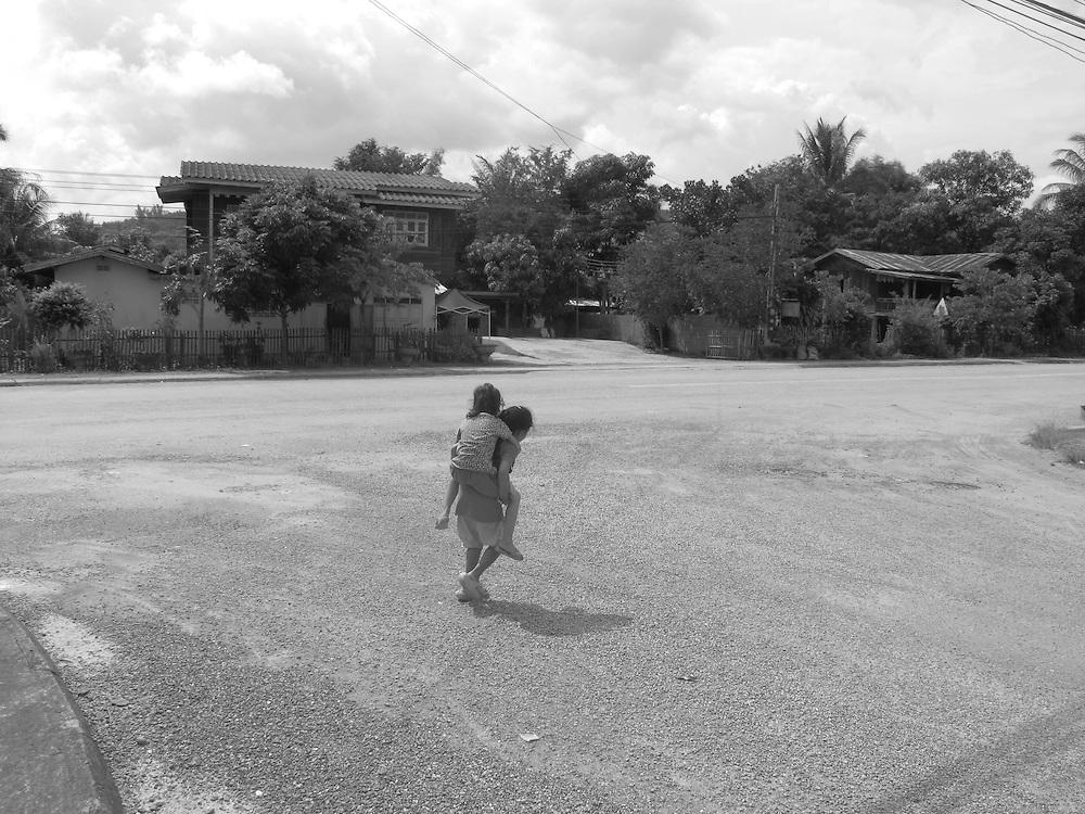 Luang Namtha Laos 2012