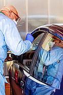 AMC DRIVE IN CORONA TEST