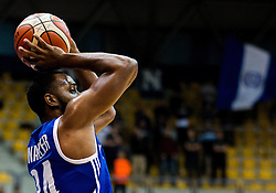 Antabia Waller of KK Mornar during basketball match between KK Cibona Zagreb (CRO) and KK Mornar (MNE) in Round #4 of FIBA Champions League 2016/17, on November 9, 2016 in Drazen Petrovic Basketball center, Zagreb, Croatia. Photo by Vid Ponikvar / Sportida