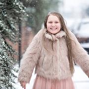 Miss L Snow Shoot