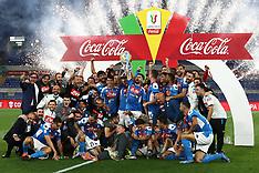 SSC Napoli Wins Coppa Italia - 17 June 2020