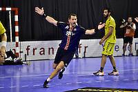 Joie Mladen BOJINOVIC - 04.06.2015 - Tremblay en France / Paris Saint Germain - 26eme journee de Division 1  -Beauvais<br />Photo : Dave Winter / Icon Sport