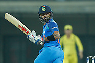 Cricket - India v Australia 3rd ODI at Indore