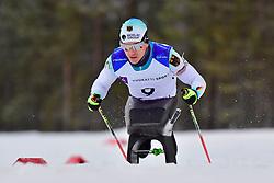 FLEIG Martin, GER, LW11.5 at the 2018 ParaNordic World Cup Vuokatti in Finland
