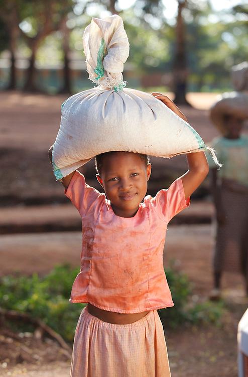 UN Foundation's Shot At Life trip to Tanzania, Tuesday, May 22, 2012. (Photo/Stuart Ramson)