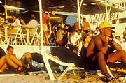 Cafe Mambo, Ibiza 1998