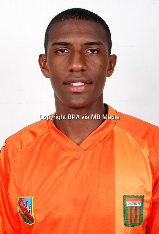 Colombia League - Postobom Liga 2014-2015 -<br /> Envigado Futbol Club - Colombia / <br /> Sergio Mosquera