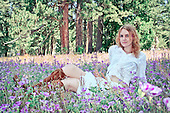 2012 White Hippie Dress - Jessie James Hollywood