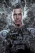 Emirates Team New Zealand Grinder, Rob Waddell. 20/9/2012