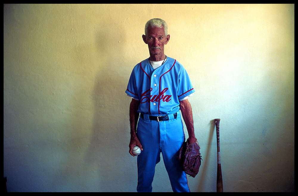 Ernesto 'Chico' Morillas struck out Stan Musial in 1949 while pitching for a Double A team in Houston, Texas. In six seasons, his minor league record was 136-30. He has worked as an usher at El Latino stadium for 40 years.