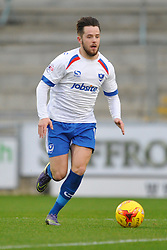 Marc McNulty  Portsmouth, Northampton Town v Portsmouth, Sixfields, Sky Bet League 2, Saturday 19th December 2015