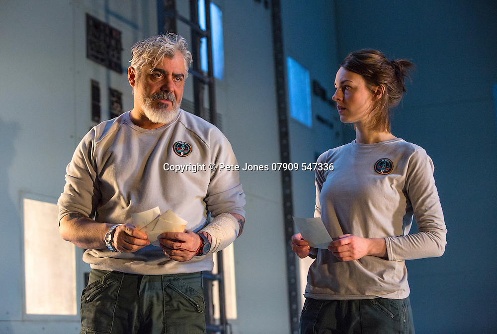 """X"" by Alistair McDowell;<br />