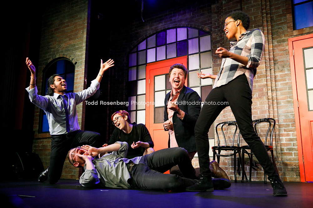 5/8/17 7:13:05 PM -- Chicago, IL, USA<br /> <br /> Up Comedy Club Presents<br /> The Second City Improv All-Stars<br /> <br /> <br /> &copy; Todd Rosenberg Photography 2017