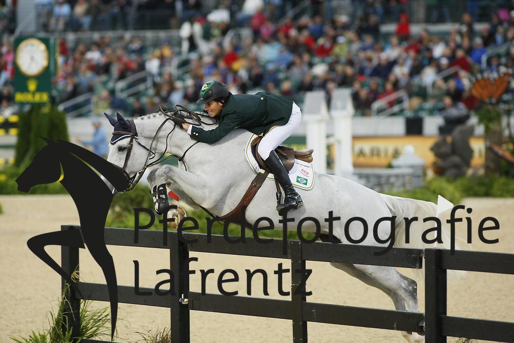VENISS Pedro, Amaryllis<br /> Kentucky - Alltech FEI WEG 2010<br /> /