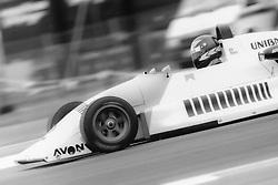 Pedro Diniz Formula 3 Championship, Silverstone 1991